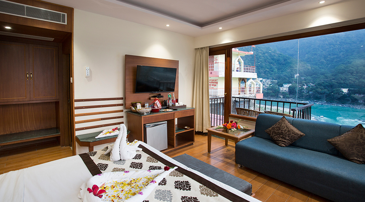 Executive Room Ganga View
