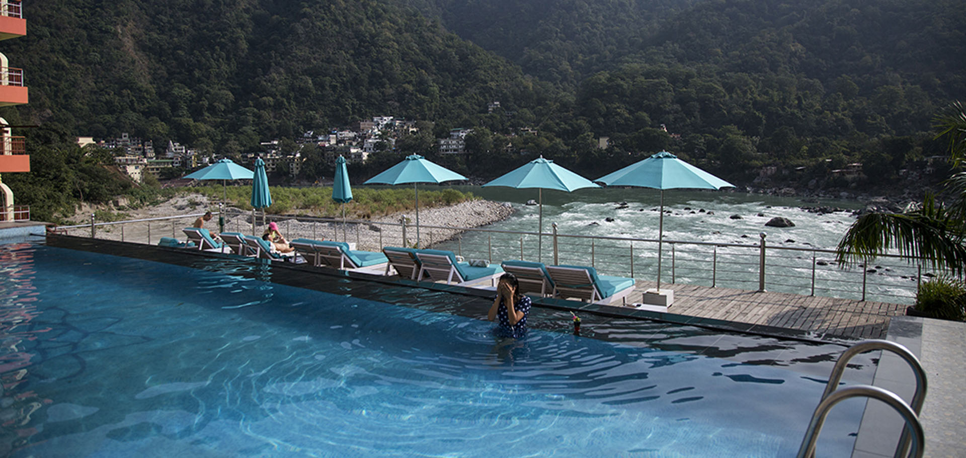 Welcome To Laxman jhula Divine Resort & Spa
